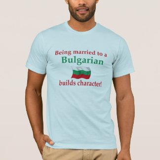 Bulgaar bouwt Karakter T Shirt