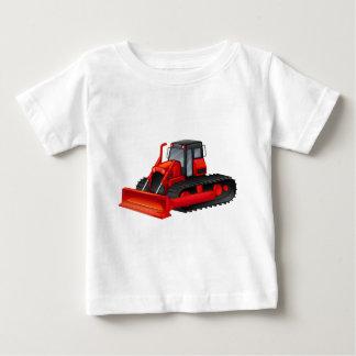 Bulldozer Baby T Shirts