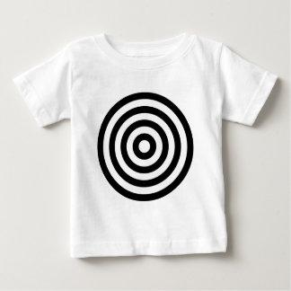 Bullseye Baby T Shirts