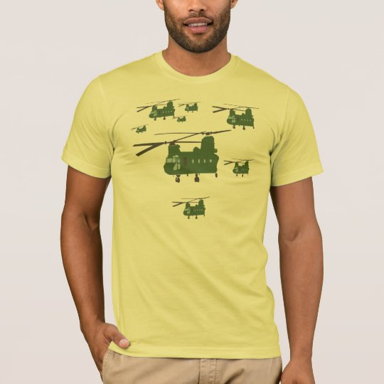 Bunch of Chinooks T Shirt