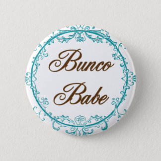 bunco babe ronde button 5,7 cm
