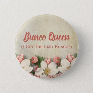 Bunco Koningin I kreeg de Laatste Wijnoogst Ronde Button 5,7 Cm