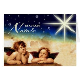 Buon Natale. De fijne Italiaanse Kerstkaarten van Kaart