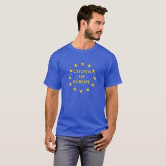 Burger van Europa T Shirt