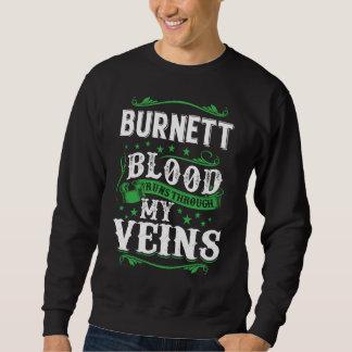BURNETT de Looppas van het bloed door Mijn Veius. Trui