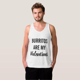 Burritos is Mijn Valentijnskaarten T Shirt