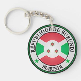 Burundi om Embleem Sleutelhanger