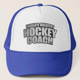 Bus van het Hockey van werelden de Grootste Trucker Pet