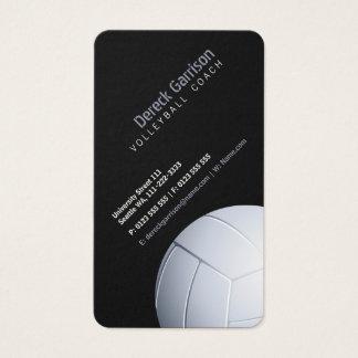 Bus | van het volleyball Sport Visitekaartjes