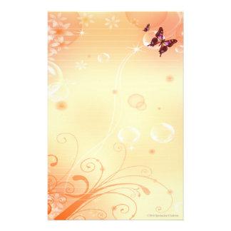 Butterflys en het Briefpapier van Bellen
