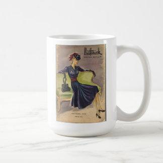 Butterick Dame Classic White Mug Koffiemok