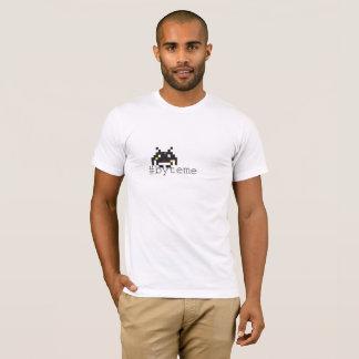 Byte me Grappig Beetje Gamer T Shirt