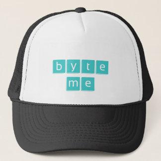 Byte me trucker pet