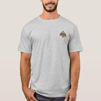 Byzantijns Imperium Twee leidde het Overhemd van T Shirt