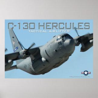 C-130 het Poster van hercules