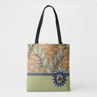 C Aanvankelijk Canvas tas