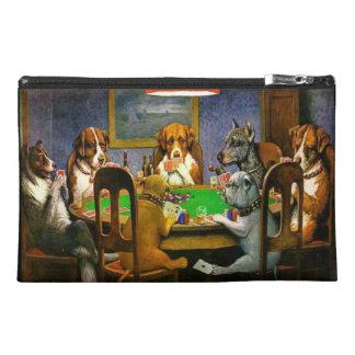 C.M. De Honden die van Coolidge Pook MiniBagette Reis Accessoire Tasje