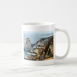 Cabo DA Roca: Portugal Koffiemok