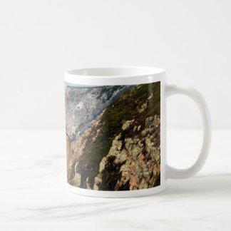 Cabo DA Roca, Portugal Koffiemok