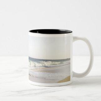 Cabo San Lucas, Baja Californië Sur, Mexico - Tweekleurige Koffiemok