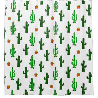 Cactus Douchegordijn