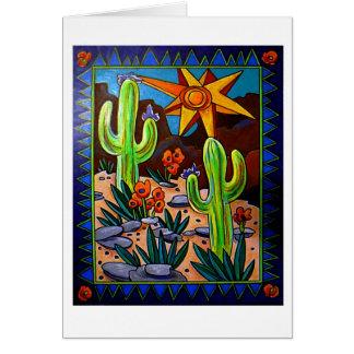 Cactus in het Zuidwesten Kaart