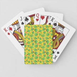 Cactus me (Gele) Buitenkant - Speelkaarten