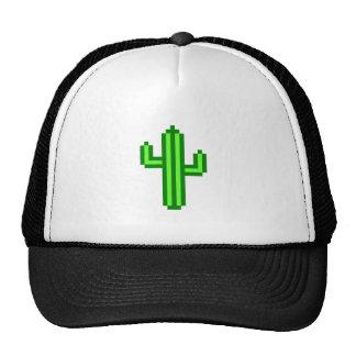 cactus Saguaro met 8 bits Mesh Pet