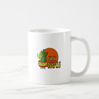 Cactus - vrije omhelzingen koffiemok