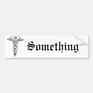 Caduceus Bumpersticker