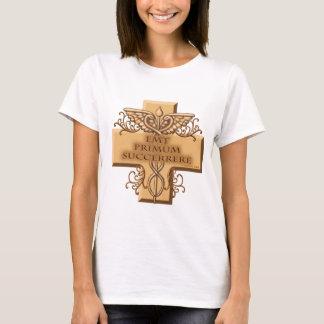 Caduceus EMT de BasisT-shirt van Vrouwen T Shirt