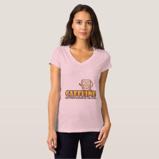 Cafeïne, het Andere Lid van het Personeel T Shirt