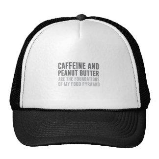 Cafeïne & Pindakaas Pet Met Netje