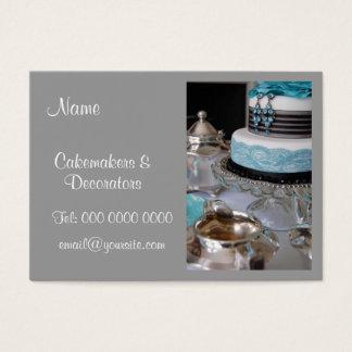 Cakemakers & het Visitekaartje van Decorateurs Visitekaartjes