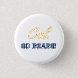 Cal gaan Beer!: UC de Speld van Berkeley Ronde Button 3,2 Cm