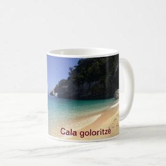 Cala goloritzè Sardinige Koffiemok