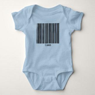 Caleb personaliseerde het Functionele T-shirt van