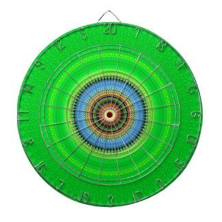 Caleidoscoop Mandala in Portugal: Patroon 224.5 Dartbord