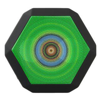 Caleidoscoop Mandala in Portugal: Patroon 224.5 Zwarte Bluetooth Speaker
