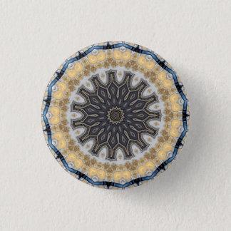 Caleidoscoop Mandala in Wenen: Patroon 220.10 Ronde Button 3,2 Cm