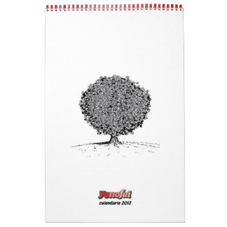 Calendario 2012 YonoFui Kalender
