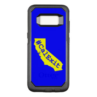 CalExit OtterBox Commuter Samsung Galaxy S8 Hoesje