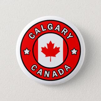Calgary Canada Ronde Button 5,7 Cm
