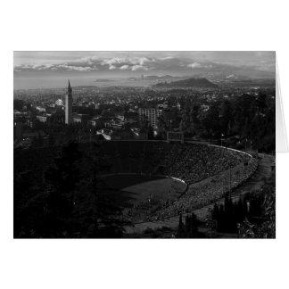 California Memorial Stadium, UC Berkeley Briefkaarten 0