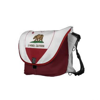 Californië het hart van vlagLa honda Courier Bag