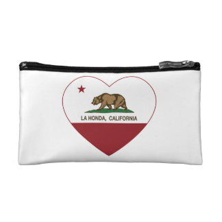 Californië het hart van vlagLa honda