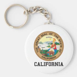 Californië Sleutelhanger