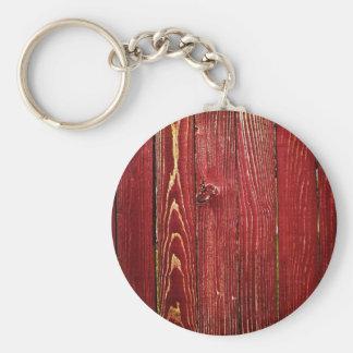 Californische sequoia sleutelhanger
