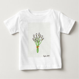 Calla Lelies Baby T Shirts