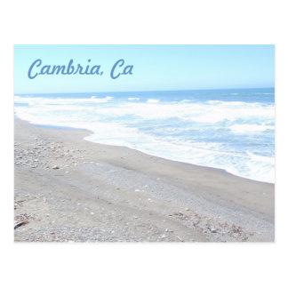 Cambria Californië Briefkaart